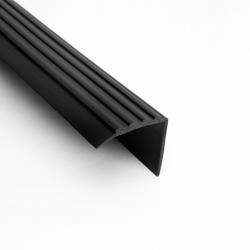 PVC trapneus - Zwart